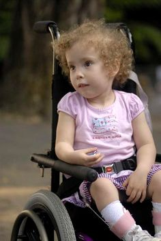 Intellectual disabilities are a lot more common in people with cerebral palsy than this article says, but still a good explanation for children and an activity to help them develop empathy for those with special needs.