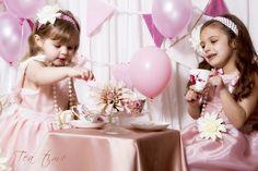 Little Girls' Tea Party Ideas