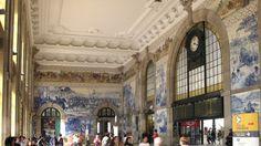 A publicação norte-americana Flavorwire elegeu as 10 mais belas estações de comboio do mundo. Entre elas estão duas portuguesas. Veja as fotos de todas elas.