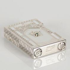 S.T. Dupont TAJ MAHAL Line 2 Lighter - Available at Finestlighters.com