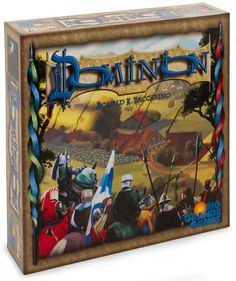 A really fun board/card game, that has heaps of expansions... but I have to get the main game first!