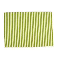 Lisa Pläd 140x180 cm, Grön, Pappelina