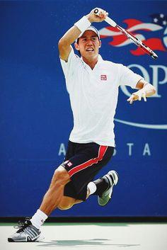 Kei nishikori US open 2014