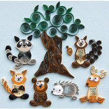 Shop JOANN's online for hundreds of quilling tools and supplies for origami and paper folding crafts. Find folding paper, origami paper, and quilling tool sets. Quilling Kit, Paper Quilling Designs, Quilling Paper Craft, Quilling Ideas, Quiling Paper Art, Quilling Supplies, Quilling Work, Glue Crafts, Sewing Crafts