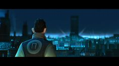 WALTER - The Gathering by Team Walter. An animated short realised by Theo Dusapin, Clément Dartigues and Louis Marsaud, students of ECV Aquitaine 2013.