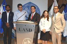 Armario de Noticias: Frente a rector de la UASD, Collado se promete des...