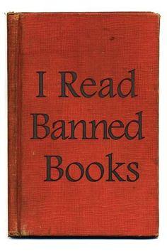 4ea6cf3c0f I Read Banned Books Poster Print Print