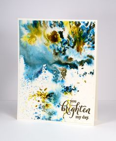 Heather Telford | cards, colour, paper & paint Bister, Penny Black Special Thoughts