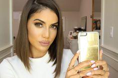 Camila Coelho Selfie Kylie Jenner Inspired Makeup
