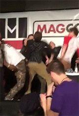 MAH BAE'S ARE DANCING!!!!!!!!!!!!!!!!!!!!!!!!!!!!!!!
