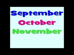 Macarena Months Song by Dr. Kindergarten Calendar, Preschool Songs, School Calendar, Kindergarten Learning, Teaching Math, Math Songs, Fun Songs, Calendar Songs, Calendar Time