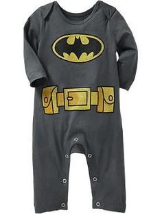 Superhero One-Pieces for Baby | Old Navy