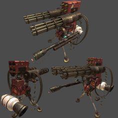 realistic TF2 turret