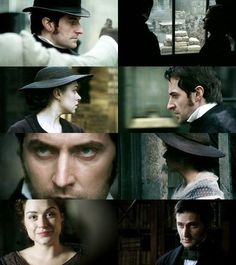 North and South - I love this one...the book is a bit harder to get through, but worth it. The movie....ah, the movie! :0) SA