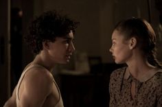 """day 14 / still from the upcoming film """"Anita B."""" with Robert Sheehan"""