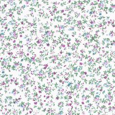 Cotton Flower Nivelles 4 - Cotone - lillà