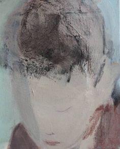 """Saatchi Art Artist David Wasch; Painting, """"Een ontmoeting #43"""" #art"""