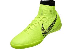 Nike Elastico Superfly Indoor Shoes - Volt
