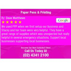 We used PPP when we first setup our business and Stacey and her team were very helpful....