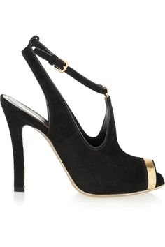 Black and Gold. There's no better way to walk into a celebration with this beauty from YSL.