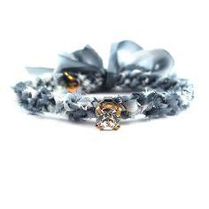 Wishing Bracelet Navy by Frieda & Nellie | Fab.com