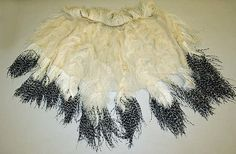 Cape  Date: ca. 1934 Culture: probably American Medium: feathers Accession Number: 1971.210.2