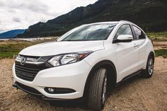 Take a close-up view of the HR-V Crossover. It cleans up pretty nicely, don't you think?