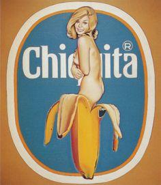 Chiquita by Mel Ramos 1964