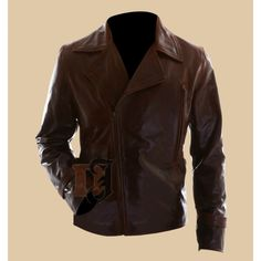 There are distinctive characteristics of Men's The First Avenger Motorcycle Leather Jacket  accessible in the market . As well as...