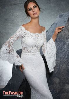 You've been asking for it and the bridal designers heard your prayers. Sleeves came down the runway at nearly every show of this season's Bridal Fashion Week, but they're not just for keeping cozy …