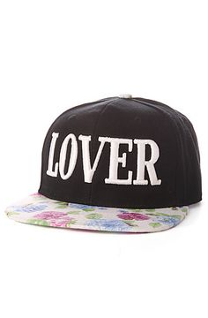 United Couture Snapback Lover Floral in White - MissKL.com http://www.misskl.com/product/The-Lover-Floral-Snapback/370746