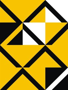 Diagonal Yellow Canvas Print by Daniel Perfeito Abstract Geometric Art, Geometric Wall, Geometric Designs, Abstract Pattern, Pattern Art, Wallpaper Minimalista, Arte Dark Souls, Modern Quilting Designs, Deco Paint