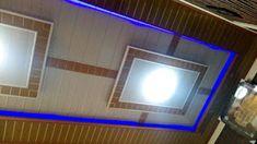 HARGA PLAFON PVC MADIUN Lcd Wall Design, Pvc Ceiling Design, Pop False Ceiling Design, False Ceiling For Hall, House Design, Ceilings, Gypsum, Home, King