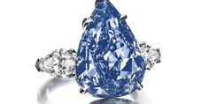World's Largest Vivid Blue Diamond Estimated To Fetch $25M At Auction