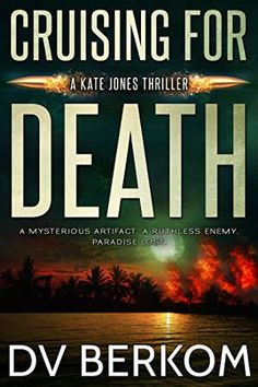Each day I search for the best free stuff on Amazon and find what I believe are the best free Kindle books. Today's FREE Kindle book pick is a book called Cruising for Death by D.V. Berkom. A mysterious artifact. A long-lost enemy. Paradise lost… Kate Jones is on a luxury cruise in the...   https://www.grabfreestuff.co.uk/free-book-cruising-death/  #Book, #CruisingForDeath, #Ebook, #FreeBook, #FreeDailyItems, #FreeDailySamples, #FreeItemsDaily, #FreeSamplesDaily,