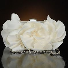 Handbags: Ivory Wedding Purses