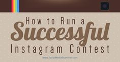 Is Instagram part of your social media marketing? Do you want to run contests on Instagram? Adding Instagram contests to your social media mix can quickly expand your reach. In this article I'll explain the different types, as well as how to create and run a successful Instagram contest for your brand or business. Types…