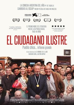 Cinelodeon.com: El ciudadano ilustre. Gastón Duprat y Mariano Cohn...