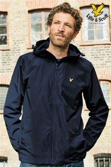 Layer yourself with men's jackets for the season. Hooded, bomber & padded, these will see you through transitional weather. Mens Raincoat, Lyle Scott, Padded Jacket, Hoods, Jackets, Fashion, Down Jackets, Moda, Cowls