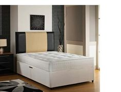 """2ft 6"""" Olympia Small Single Divan Bed"""