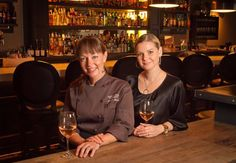 Great place for drinks and good food! Chef Jennifer Puccio and Anna Weinberg at Park Tavern Restaurant in San Francisco, Calif., on Sunday, October Photo: John Storey, Special To The Chronicle / SF Sf Restaurants, San Francisco Restaurants, Park Tavern, Barbara Walters, October 23, North Beach, Bay Area, Family Life, Good People