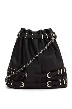 Alexa Bucket Bag (idea: purses that look like skirts)