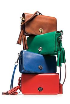 Loving the new Coach Legacy Collection