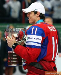 Malkin with the Gold!