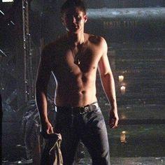 Jared Padalecki Supernatural, Jensen Ackles Jared Padalecki, Supernatural Fandom, Pretty Men, Beautiful Men, Dean Winchester Hot, Country Men, Super Natural, Male Models