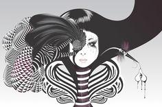 Prace światowej sławy ilustratorów mody w gdyńskim Klifie http://gogdynia.pl/wydarzenia/prace-swiatowej-slawy-ilustratorow-mody-gdynskim-klifie/
