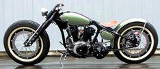 Flathead Harley.