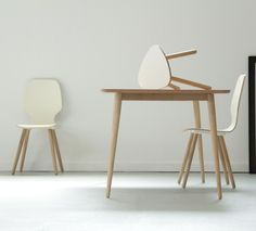 Inkle Range + Saxa Chair
