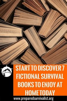 Did you ever have a book in which you could lose yourself? A book that no matter how long it was, it would always feel like 10 pages? That when you are reading you could lose track of time? I know I have. Best Survival Books, Survival Hacks, Survival Prepping, Survival Skills, Bushcraft Kit, Bushcraft Skills, Survival Equipment, Outdoor Survival, My Books