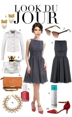Look Du Jour: Let's swing again!